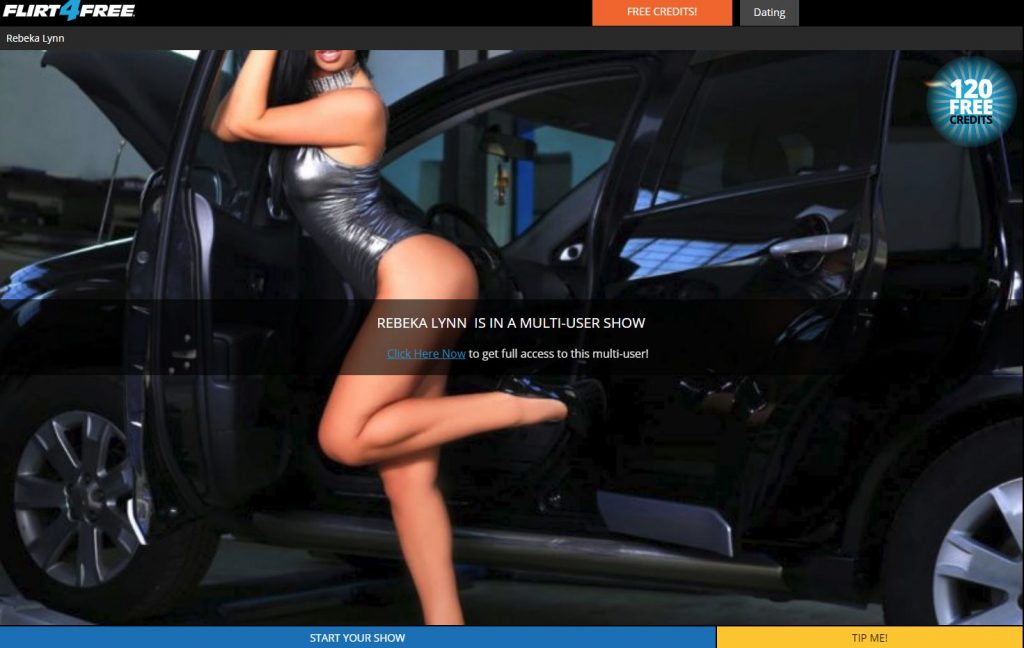 cam girls on Flirt4free.com