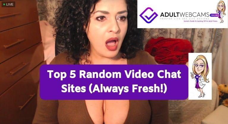 Random Video Chat Sites